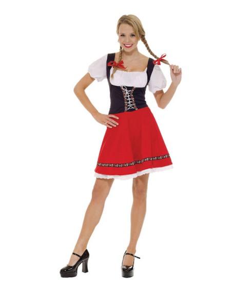 Oktoberfestklänning